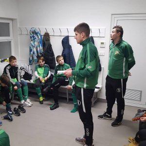 Pripremna utakmica mlađih pionira protiv Dinama @ Stadion Maksimir
